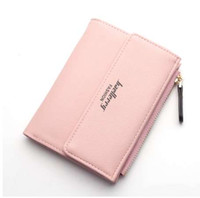 Wholesale cheap pink bow ties for sale - Hot Fashion Women s Purse Thin Zipper Women s Wallet Ladies PU Leather Wallets Female Purse Mini Card Case Cheap Womens Wallets