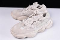 Wholesale mud box - 2018 Newest AAA+ Quality Desert Rat 500 DESERT RAT Blush Mud Rat DB2908 Sport Sneakers PREORDER wave runner Shoes With Original Box