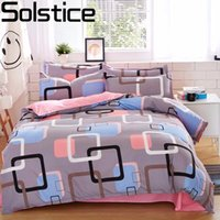 Wholesale bedding sets red flower king for sale - Group buy Solstice Home Textile Autumn Dark color Flower Series Bed Linens Bedding Sets Bed Set Duvet Cover Bed Sheet Mans Cover Set