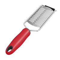 Wholesale cheese cover online - 2017 Cheese Grater Stainless Steel Blade For Cheese Slicer Lemon Zester Grater Chocolate Cheese Graters with Protective Cover