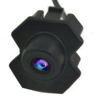 Wholesale waterproof night vision wide camera for sale - Night vision CCD HD Vehicle logo Front view camera For Chevrolet cruze waterproof Car Front View vehicle Logo Camera wide angle
