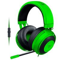 Hot selling Home> Electronics> Headphones & Earphones> Product detail Best Quality 3.5mm Razer Kraken Pro Gaming Headset with Wire control headphones