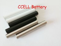 Wholesale Ego M3 - Newest 350mah vape oil pen battery ccell M3 battery For Thick oil 1.0ohm ceramic oil cartridge ego 510 thread battery USB charger
