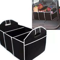 ingrosso contenitori di stoccaggio-Scatole di immagazzinaggio di automobile pieghevoli Bins Trunk Organizer Giocattoli Cibo Stuff Container contenitore Borse Accessori interni auto Caso può FBA Nave HH7-472