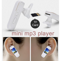 Wholesale clip mp3 player usb tf for sale - Customized Mini Sport USB Clip Ear Hanging MP3 Player Support GB Micro SD TF Card Kids Outdoor MP3 Music Player