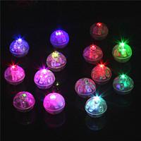 balon lambaları toptan satış-12 parça / led balon yuvarlak top gitmek bardak led balon ışıkları flaş ışık lambalar fener çubuğu noel düğün dekorasyon