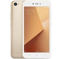 андроид для мобильного телефона оптовых-Оригинал Xiaomi Redmi Note 5A 4GB RAM 64GB ROM 4G LTE мобильный телефон Snapdragon 435 Octa Core Android 5.5
