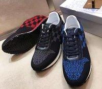 imagem sapatos de couro venda por atacado-2018 nova moda de alta qualidade de calçados legais de couro designer de marca lace-up apartamentos casuais cor da imagem frete grátis