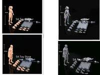 ingrosso corpo anime-Anime Archetype He She Ferrite Figma Corpo mobile Feminino Kun Body Chan Action PVC Figure Model Toys Doll da collezione