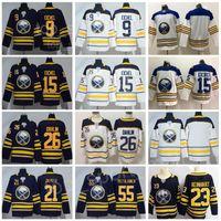 Wholesale men winter jack - Winter Classic Buffalo Sabres 9 Jack Eichel Jersey 15 Hockey 26 Rasmus Dahlin Rasmus Ristolainen 23 Sam Reinhart Blue White Men Women Kids