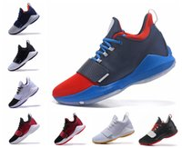 Wholesale Quality Baits - PG 1 PAUL GEORGE 'THE BAIT' Men's Basketball Shoes Basketball Star Fashion Trends High Quality Indoor & Outdoor Sports Shoes