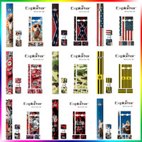 Wholesale customize usb - Sticker For Juul IQOS Customized Wrap Paper Cover For Juul Magnetic USB Charger Skin Kits OEM Logo For Juul Kits USB Cartridges Pods