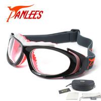 583c916337b Wholesale goggles strap online - Panlees sports design Soccer Basketball  Football Prescription optical lenses Men Women