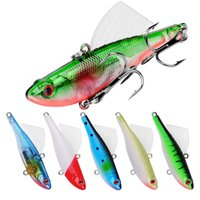 Wholesale floating big lure for sale - Group buy 6 New Big Popper Fishing Lure d Eyes Floating Bait Crankbait Wobblers Tackle Isca Artificial Lures Baits Poper Japan Pesca
