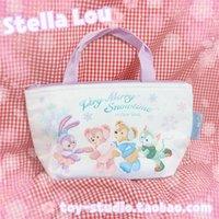 0b24f1029ee7 Cartoon Japan Duffy Bear Friend Stellalou Handbag Reusable Shopping Bags  Cute Shoulder Bags Buffy Bear Totes for Children Gift. 37% Off