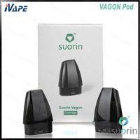 Wholesale Suorin Vagon Cartridge Vagon Replacement Pod Cartridges ml Refillable for Suorin Vagon Starter Kit Orginal