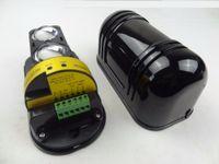 detectores de feixe infravermelho venda por atacado-100 m sistema de alarme de segurança Infravermelho sensor de 2 Feixe detector de radiação Ao ar livre waterpproof Intrusion Alarme detector de radiação infravermelha