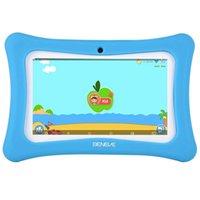 installieren bluetooth großhandel-Kinder Tablet 7 Zoll Tablet PC Andriod 7.1 mit 1 GB RAM 8 GB ROM und WiFi Bluetooth Kids Software vorinstalliert