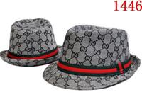 ingrosso donne di bowlers cappello-Ultimo disegno 100% cotone secchio cappelli per uomo donna pieghevole berretto pesca caccia pescatore spiaggia visiera sole vendita pieghevole uomo bombetta cappello