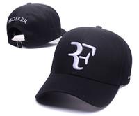 2018 hombres y mujeres de alta calidad en general Federer gorra de tenis  sombrero de algodón gorra de golf deportes fútbol baloncesto gorra de  béisbol ... 8eac83b7b97