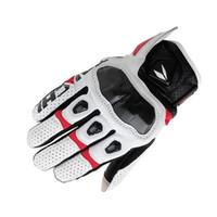 ingrosso guanti da corsa di dimensioni-2015 ultimi guanti da corsa moto RS tai chi RST410 Corea del sud importati in pelle punzonatura in fibra di carbonio guanti moto 4 dimensioni di colore M,