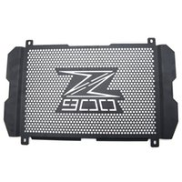 Wholesale radiator guards online - New Arrival For Kawasaki Z900 z Stainless Steel Motorcycle radiator guard protector cover Bezel Grille