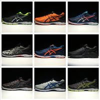 Wholesale Cheap Training Tables - Asics GEL-KAYANO 23 Men Women Running Shoes High Quality Cheap Training 2016 Lightweight Walking Sport Shoes Free Shipping Size 4-11