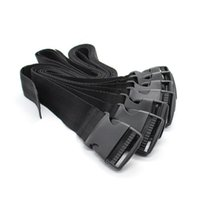 Wholesale full body sex harnesses - Classic Sex Bondage Full Body Harness Nylon Straps 7pcs Set with Varied Length and Buckles Slave Restraint BDSM Toy