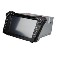 Wholesale hyundai radio gps resale online - Car DVD player for HYUNDAI I40 inch GB RAM Andriod with GPS Steering Wheel Control Bluetooth Radio