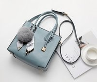Wholesale Vintage Bag Patterns - Fashion Litchi Pattern Leather Handbags Women Tassel Casual Tote Bags Lock Pendant Vintage Women Handbags Ladies Crossbody Bags