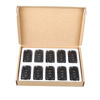 gm-taste groihandel-2 teile / los XHORSE Universalfernschlüssel 3 Tasten VVDI Schlüssel Für VW B5 Typ Verwenden mit VVDI2 VVDI Mini Remote Programmer