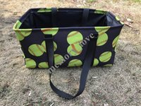 Wholesale Utility Canvas Bags - 2018 Canvas Bag Baseball Tote Sports Bags Casual Softball Bag Football Soccer Basketball Cotton Canvas Sports utility