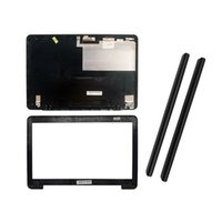 dizüstü için menteşeler toptan satış-ASUS A555 X555 K555 F555 Için Laptop kapak W519L VM590L VM510 LCD Arka Kapak / LCD ön çerçeve / menteşeler kapak 13NB0621AP0811