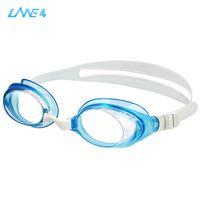 yunus bardakları toptan satış-LANE4 marka bigwide görünümü çocuklar yüzme gözlük, su geçirmez, yumuşak ve ayarlanabilir kayış, çocuklar yüzme gözlük A721