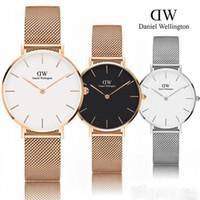 Wholesale Girl Spells - New Women's Luxury Spelling Brand Watch 32 mm quartz fashion women's wear brand famous female watch girl Relogio Montre Femme