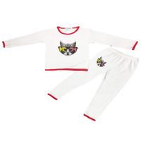 Wholesale Toddler Pijamas - Kids Pijamas Sleepwear Boys Pyjamas Kids Pajamas Sets 2 -10t Kids Clothes Nightwear Homewear Toddler Clothes Garcon Suits