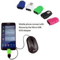 продажа планшета samsung оптовых-Горячие Продажи Micro USB 2.0 Хозяин Мужчина к USB Женский OTG Адаптер Для Android Tablet PC Phone