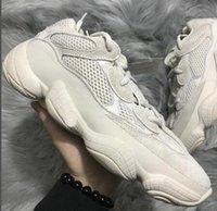 Wholesale utility art - Discount cheap mens Desert Rat 500 Blush Super Moon Yellow Utility Black Basketball Shoes,2018 new men sports Running Shoes,Training Sneaker