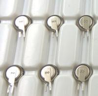 bateria de moedas recarregáveis venda por atacado-Genuine Alemanha Varta MC621 Botão Da Bateria Da Célula 3 mAh 3 V Li-Ion Recarregável Li-Ion Baterias MC621 3 V ML621 MS621 VARTA Frete Grátis