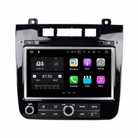 Wholesale tv tuner for android phone for sale - Group buy 2 din quot Android Car Radio DVD GPS Head Unit Car DVD for VW Volkswagen Touareg With GB RAM Bluetooth WIFI Mirror link
