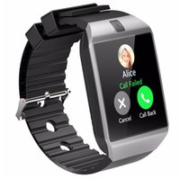 Wholesale y1 smart watch for sale - DZ09 Smartwatch Smart Watch Digital Men Watch For Android Mobile Phone Bluetooth SIM TF Card Camera PK A1 Y1
