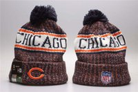 Wholesale bobble knitting wool online - AAA All Teams Wool Hat Beanies For Adult Men Women Autumn Winter Outdoor Sport Casual Cap Skullies Knit Caps Bobble Hats