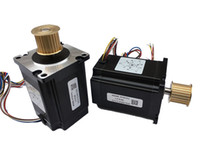 Wholesale engraving motor - 2 piece  lot Leadshine 3 Phase Stepper Motor 573S15-L , For Co2 Laser Engrave And Cut Machine