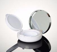 пластик для сливок 15г оптовых-100pcs wholesale BB cream plastic loose  case ,empty plastic 15g compact  container , wholesale 15g loose jar