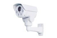 массив cctv оптовых-PTZ-камера 1080P Full HD LED Array IR Ночное видение Варифокальная объектив 2,8 ~ 12 мм Наружная панорама Pan Tilt Zoom Камеры видеонаблюдения