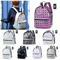 Wholesale laptops for sale for sale - Women Backpack With USB Charge laptop Hologram Laser Women Backpack Hot Sale Backpacks For Teenage Girls BBA91