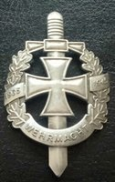 Wholesale Military Arts - WW2 German Army Military Wehrmacht WH Pins Badge FREE SHIPPING