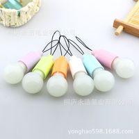 direkt ampuller toptan satış-Mini kablo gece lambası yaratıcı ampul LED küçük gece lambası fabrika doğrudan satış