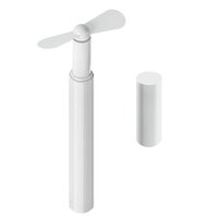 Wholesale blowers fan for sale - Group buy Hand held Mini Pocket Cooling Makeup Pen Fan Portable Travel Wind Blower Air Cooler Battery Home Improvement Air Makeup Pen Shap