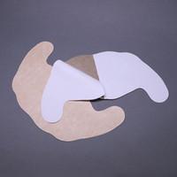 schönheit nippel großhandel-10 Stücke Haut Adhesive Push Up Aufkleber Schönheit Brust Aufkleber Bare Bh Pad Paste Blütenblätter Nippel Abdeckungen Instant Bruststraffung